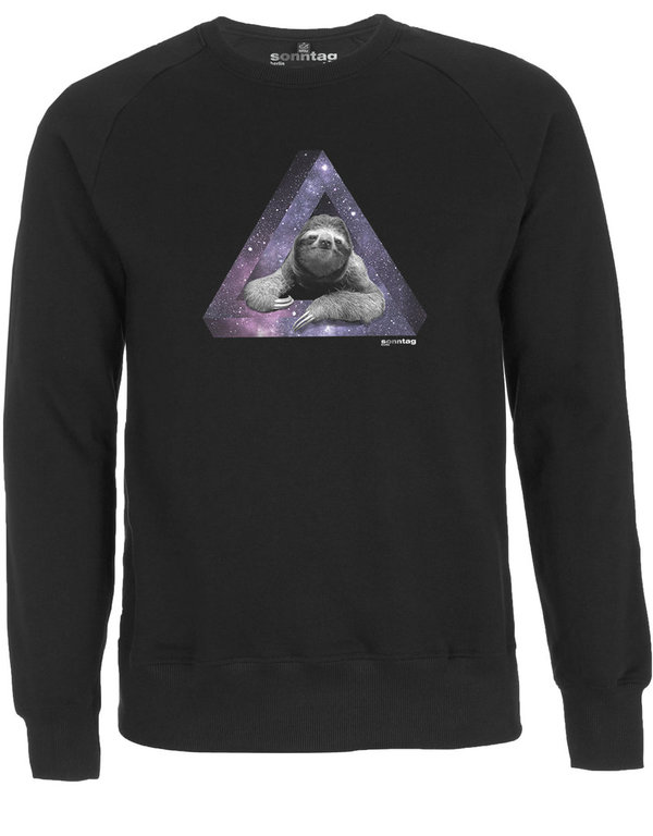 Cosmic Sloth – Unisex Sweatshirt