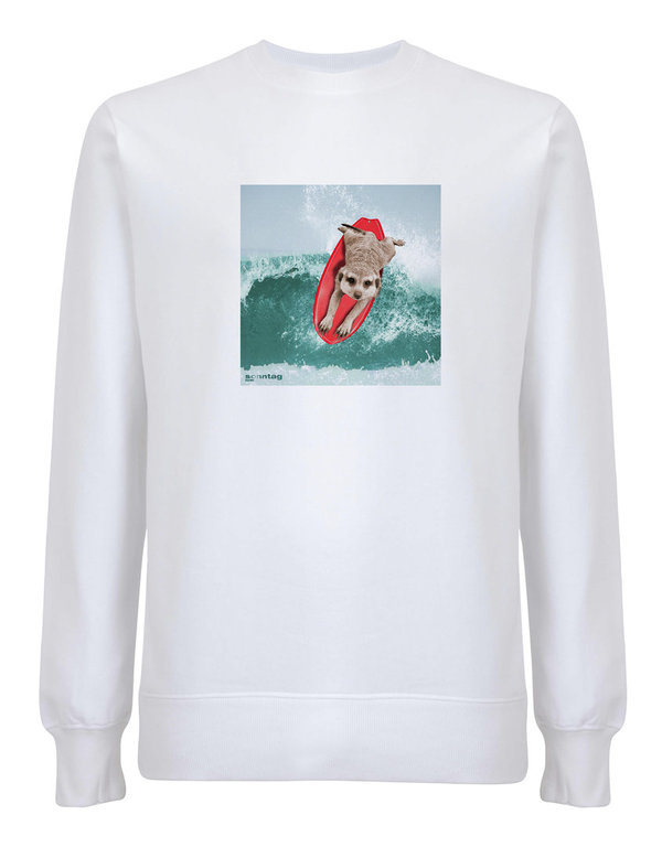Surfin' Meerkat – Unisex Sweater